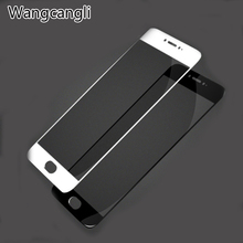 Wangcangli for Meizu U10 Tempered Glass U20 Film 3D Curved Full Cover Screen Protector