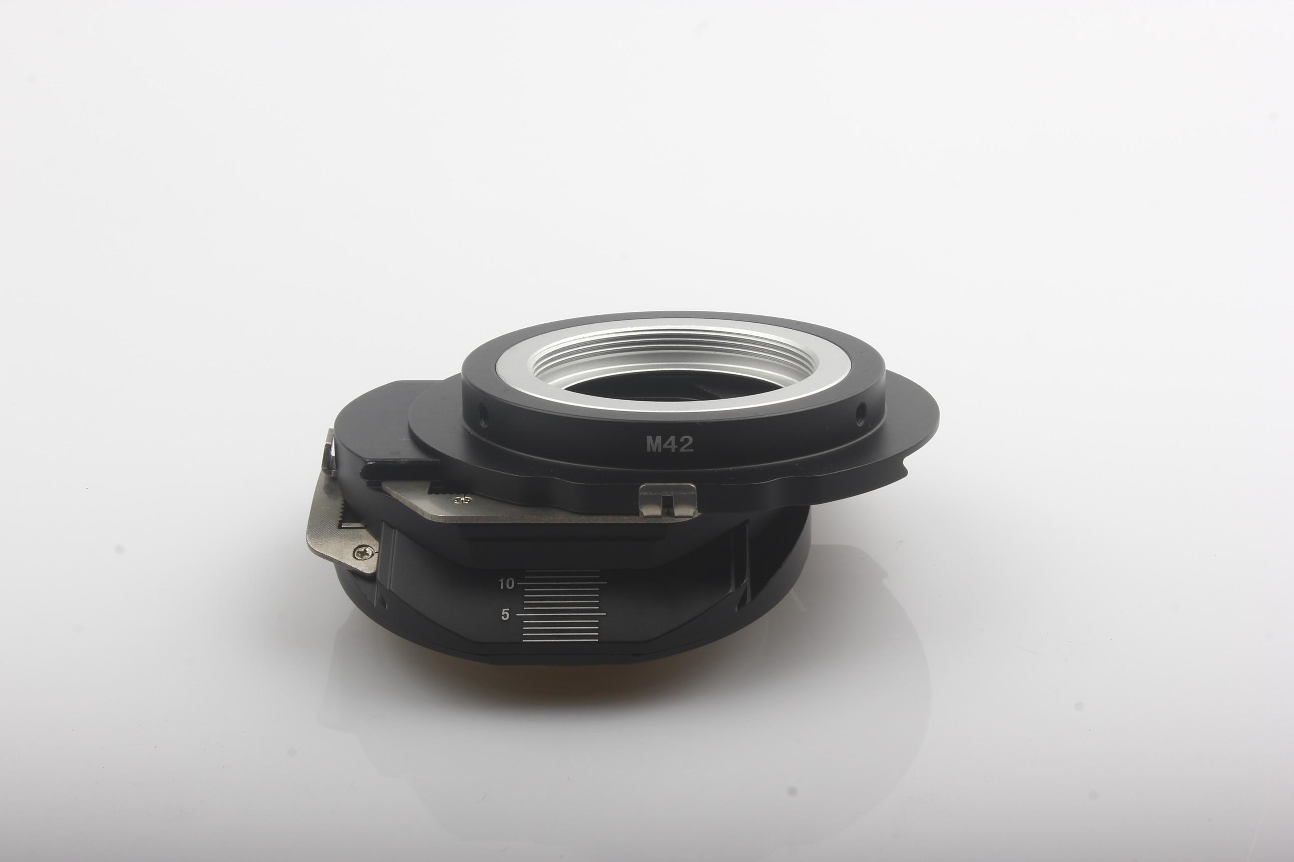 Adaptateur pour objectif M42 42 à monture sony E nex NEX-3/C3/5/6/7 A7 A7II A7r a7r3 a9 A5100 A7s A6500 A6300