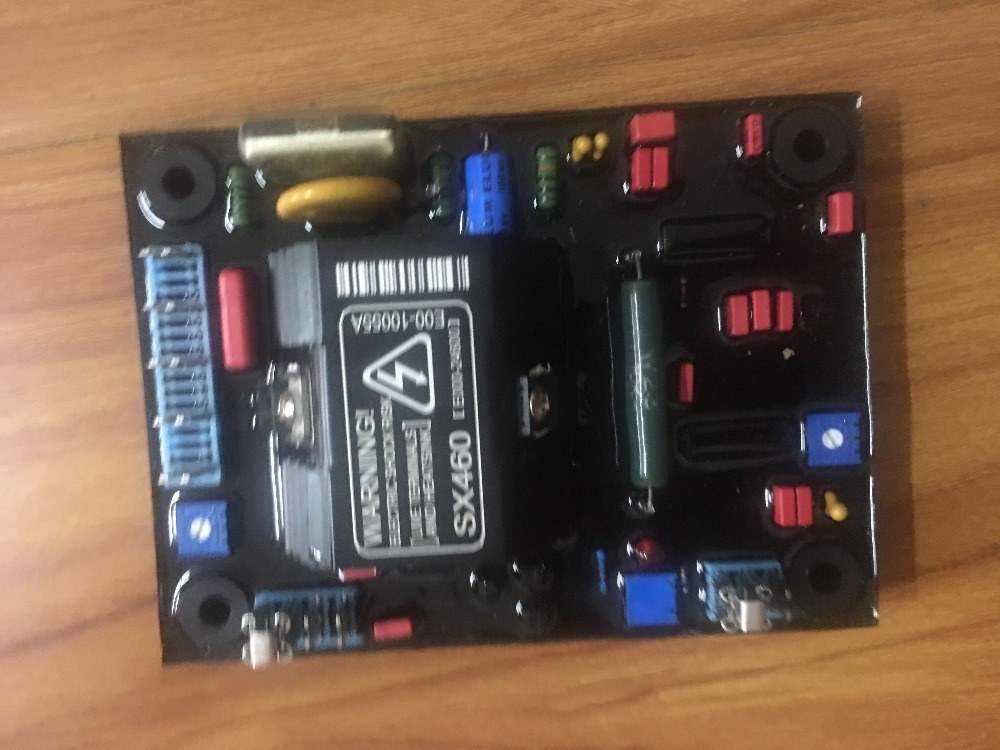 цена на Automatic Voltage Regulator AVR SX460 for Generator 12972N RED