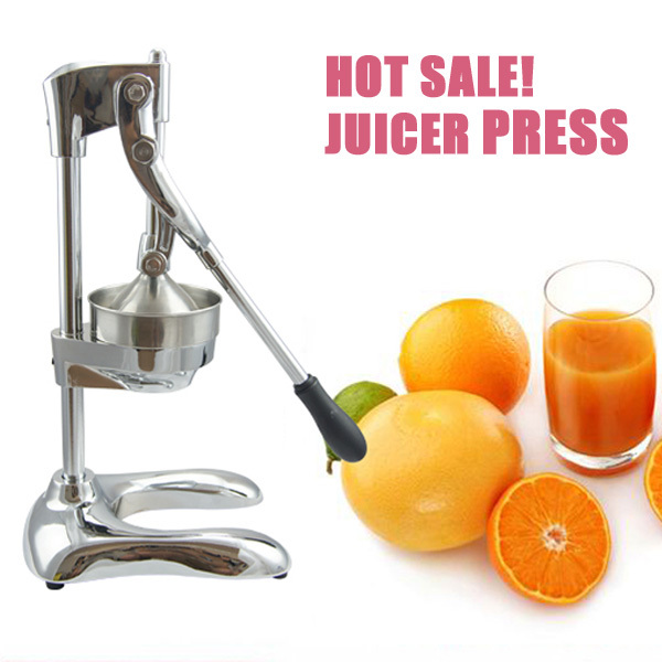 Fast shipping professional commercial pomegranate juicer squeezer,citrus orange juicer,Fruit juicer press machine