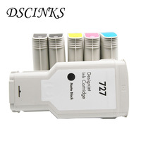 Third Party Brand Compatible For HP 727 Ink Cartridge For HP T920 T1500 T2500 T930 T1530
