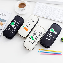 New large-capacity pencil case multi-function pen box school pencil case student Stationery box korea stationery lovely pencil box multifunctional wooden diy drawer stationery box pencil case school