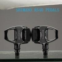 SHIMANO PD-R540-LA педали W/SM-SH11 CLEAT