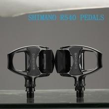 SHIMANO PD-R540-LA PEDALS W/ SM-SH11 CLEAT