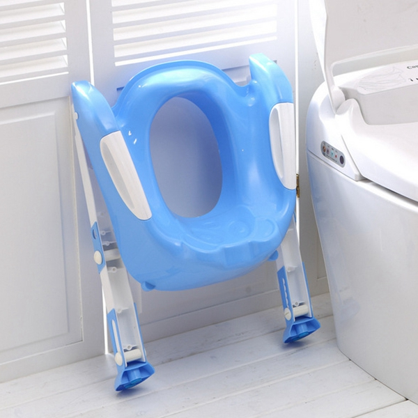 Potty Chair With Ladder Walmart Cushions Foldable Toilet Training Seat For Toddler - Trendieonline