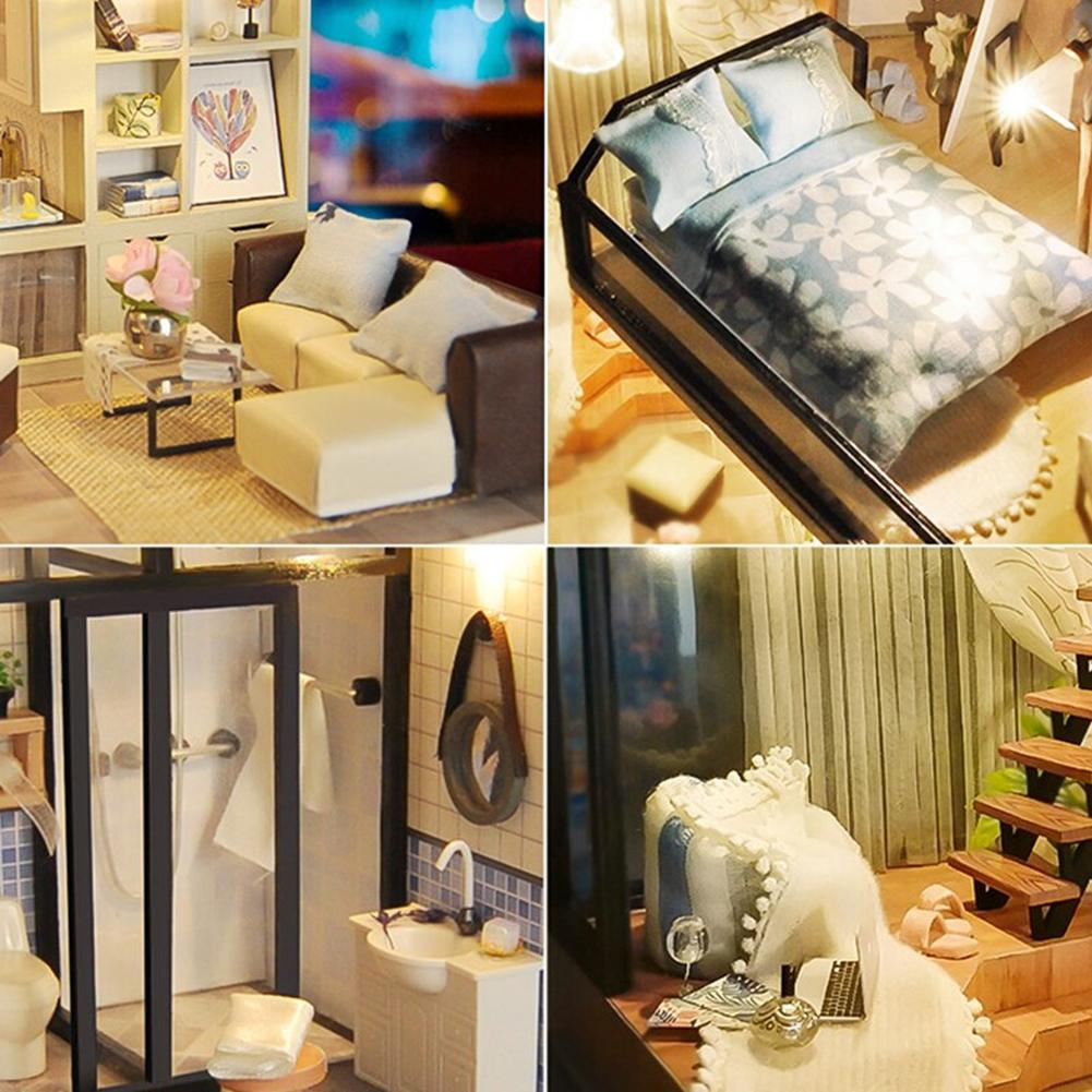 Kupit Kukly I Myagkie Igrushki Diy Mini Toy Miniature Doll Wooden