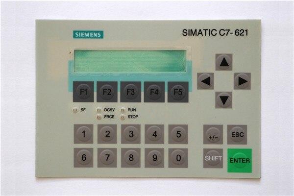 ФОТО 6ES7621-1AD01-0AE3 for SIMATIC C7-621 PANEL KEYPAD, 6ES7 621-1AD01-0AE3 panel keypad ,simatic HMI keypad , IN STOCK