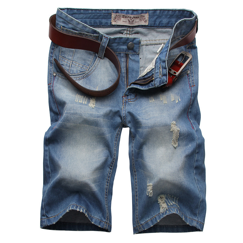 Online Get Cheap Mens Denim Joggers Shorts -Aliexpress.com ...