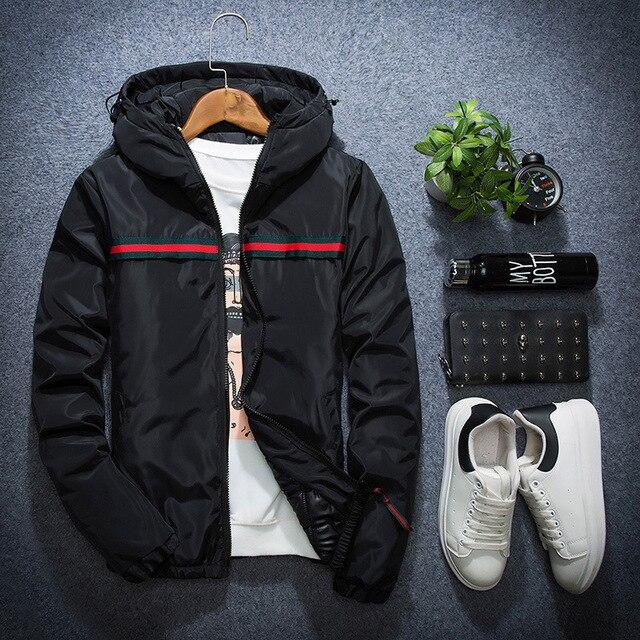 Brand Clothing Parka Men Coats Man Jacket 2016 Warm Winter Cotton Jacket Men Winter Coat Waterproof Hooded Coat High Quality 4XL