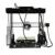 Facile Construire Anet A8 et A6 Reprap Prusa I3 Arcylic 3d Imprimante Grande Taille Haute Précision DIY3DPrinter Kit + Filament + SD carte + LCD + Foyer