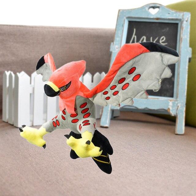 Аниме игрушка Покемон Талонфлейм 28 см