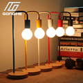 Breve Quarto lâmpada de Cabeceira lâmpada de Mesa Lâmpada de estudo Personalizado Mesa Moda Luzes de Leitura Iluminação