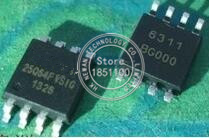 Free Shipping 100pcs 25Q64 25Q64FVS1G W25Q64FVSIG offen use laptop chip new