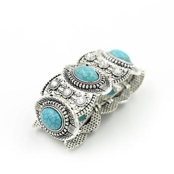 Bracelet Amérindien Turquoise