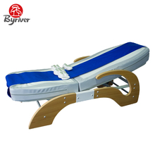 BYRIVER Best Gift of 7Jade Stone Roller Basic Relaxation Massage Bed Table Massager