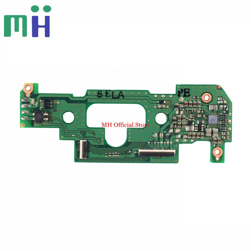 For Nikon D810 Bottom Board Base Plate Driver Board PCB Camera Repair Part Replacement Unit