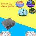 Двойной игры проекции приставки Super nes игровой автомат родитель-ребенок игра машина домашняя игра встроенный 180 1