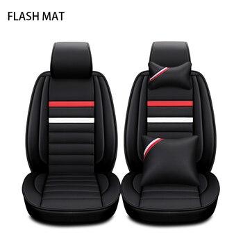 Universal car seat covers for toyota rav4 corolla toyota chr camry vitz premio verso Prius Car seat protector Auto accessories