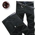 Бесплатная доставка осенью мужчины прямые свободного покроя красные штаны Большой размер хлопок длинные брюки тонкий мужской одежды летние джинсы размер 28 - 46