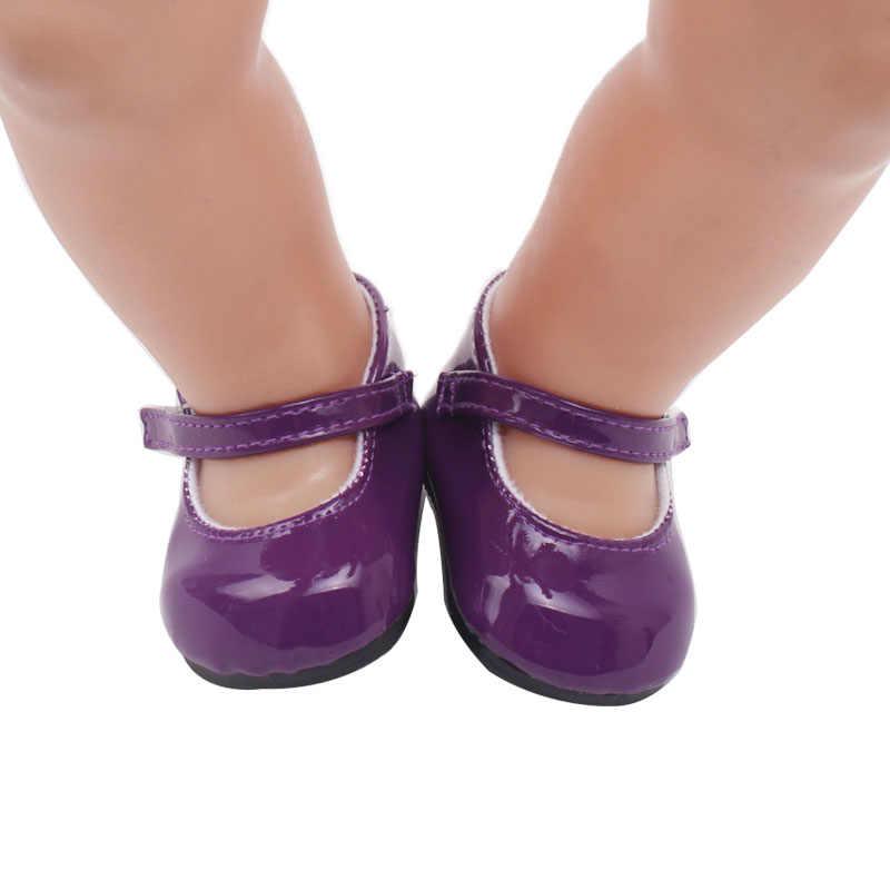 43 centímetros boneca sapatos adequados para bebês, as crianças o melhor presente de aniversário. G41