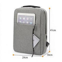 Plecak na laptopa wodoodporny plecak mochilas Unisex plecak szkolny rozrywka plecak nylon bandolera hombre plecak torby mochila feminina 2