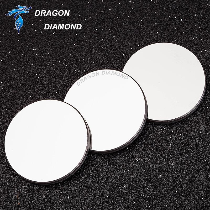 1 pz 3 pezzi Diametro specchio riflettente laser 19,05 20 25 30 38,1 - Strumenti di misura - Fotografia 6