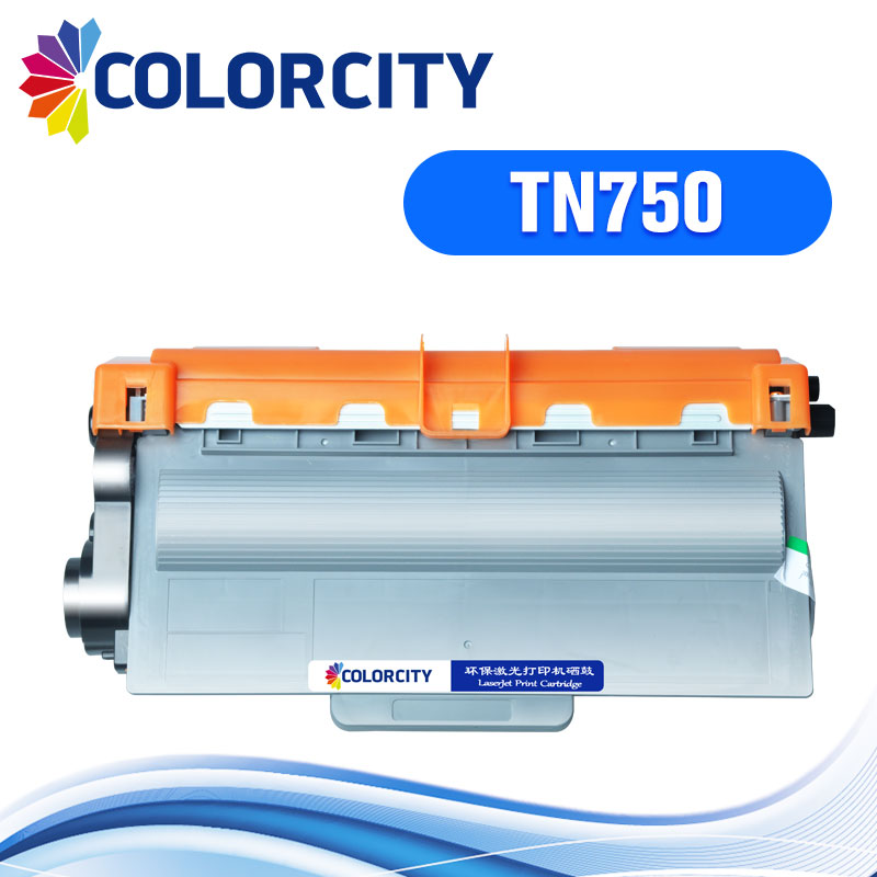 1 High Yield TN750 TN-750 Toner Cartridge For Brother HL-5470DW 5450D MFC-8710DW