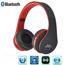 Headfone Bluetooth Kabel Earphone