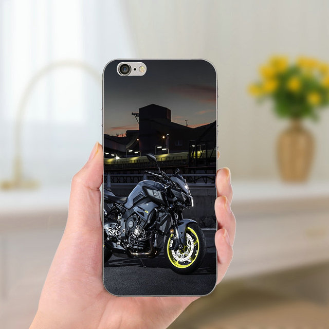 coque iphone 8 yamaha moto