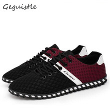 Men Casual Shoes Good Quality Fashion Men Mesh Shoes Flats Brand  Male Gay Suede Zapatos De Hombre