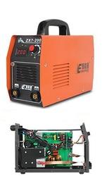 1 PC ZX7 200 pełne miedzi rdzeń przenośne małe gospodarstwa domowego 3.2 długi elektrody spawalnicze przetwornica dc instrukcja maszyna do spawania łukowego w Spawarki łukowe od Narzędzia na