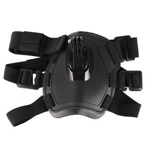 Image 3 - SHOOT Fetch arnés para el pecho para GoPro Hero 9, 8, 7, negro, Sjcam, Sj4000, Xiaomi Yi, 4K, Eken, H9r, Go Pro, accesorio para cámara de acción