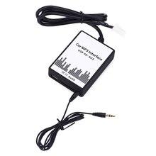 2016 Interfaz de MP3 Del Coche Del USB/SD Cable de Datos de Audio Digital de CD cambiador de Diseño Elegante Y Fácil de instalar para Toyota/Lexus/Scion