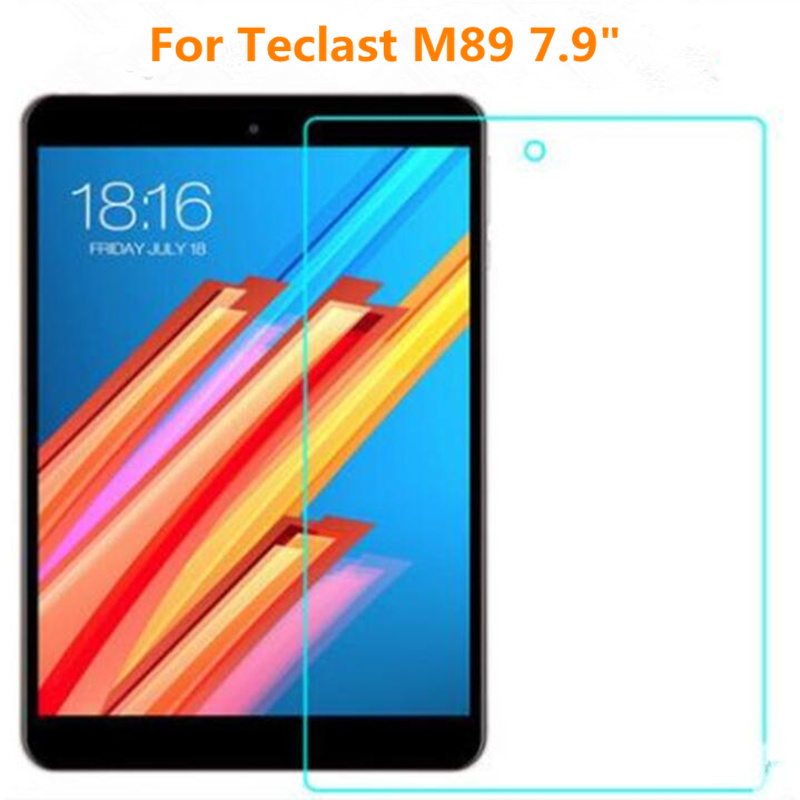 9H Tempered Glass For Teclast M89 7.9