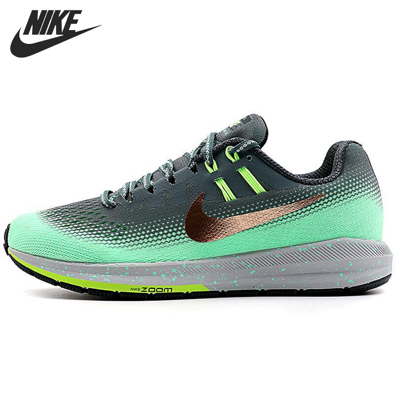 70264c99a869 Original New Arrival NIKE AIR ZOOM STRUCTURE 20 SHIELD Women s Running Shoes  Sneakers-in Running Shoes from Sports   Entertainment on Aliexpress.com ...