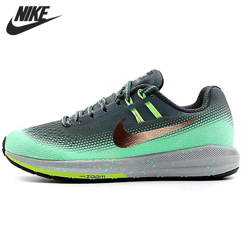 Original New Arrival NIKE AIR ZOOM STRUCTURE 20 SHIELD Women's Running Shoes Sneakers