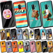 Lavaza Tyler the creator Tempered Glass Soft Case for Samsung Galaxy Note 8 9 A30 A50 A70 S8 S9 S10 Plus Cover