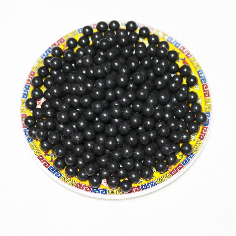 100PCS 8-10mm Hunting Slingshot Clay Drawing Board Ball Slingshot Beads Beads Mud Ball Solid Clay Clay Egg
