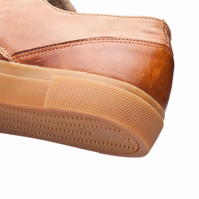 Mens Verão Vintage Em Mocassim Couro Barco De Do Mocassins À Egmont Marinha Dk Navy Feitos Primavera Relevo Sapatos Respirável Mão Casuais qnwt81Fx