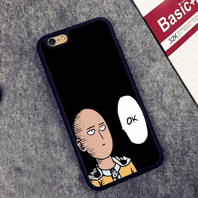 SAITAMA OKE IPHONE CASE