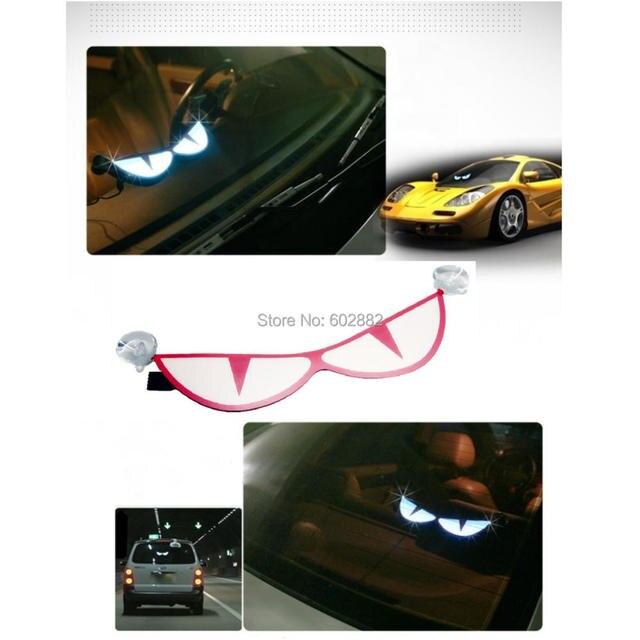 Cat Eye panel, EL Panel + 12 V DC Sound Aktiviert Wechselrichter mit ...