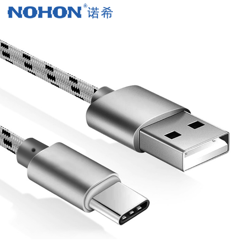 NOHON Type C Charger Cables For Samsung S9 Note 8 Fast Charging Phone Sync Cable For Huawei Mate 20 Pro P10 20 Xiaomi 6 Mix 2s|Mobile Phone Cables| |  - AliExpress