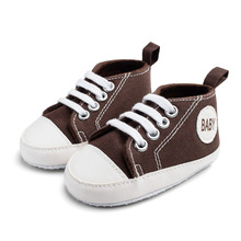 2019 New Spring and Autumn Winter Boys Girls soft Bottom Baby Toddler Shoes 0-1 Years old 7 Color Indoor