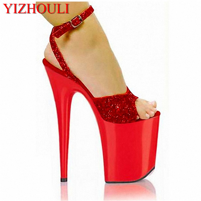 size shoes wedding shoes 20cm ultrafine high-heeled shoes 8 Inch High Heel High Corset Platform Shoessize shoes wedding shoes 20cm ultrafine high-heeled shoes 8 Inch High Heel High Corset Platform Shoes