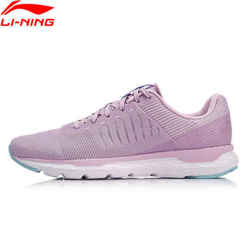Li-Ning Women ACE RUN Running Shoes Light Weight Wearable LiNing Sport Shoes Fitness Breathable Sneakers ARBN006 XYP671 - DISCOUNT ITEM  45% OFF Sports & Entertainment