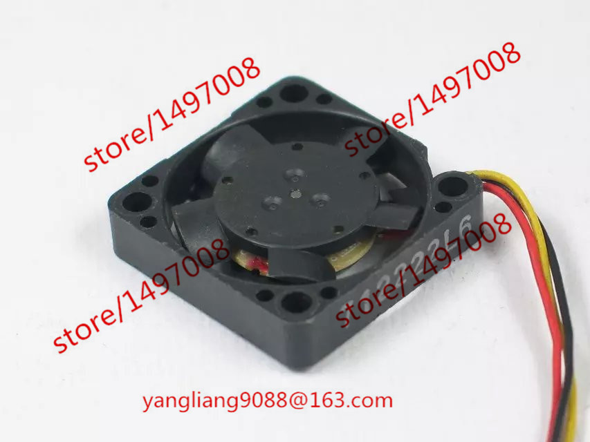 Free Shipping Emacro SEPA MFB30E-12A DC 12V 0.03A 3-wire 3-pin connector 70mm 30x30x7mm Server Square Cooling Fan free shipping emacro servo e0720h24b8as 35 dc 24v 0 16a 3 wire 3 pin connector 65mm server blower cooling fan