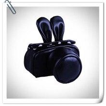 цена на Customized Cute Rabbit Slr Camera Bag 600d 70d 60d 5d2
