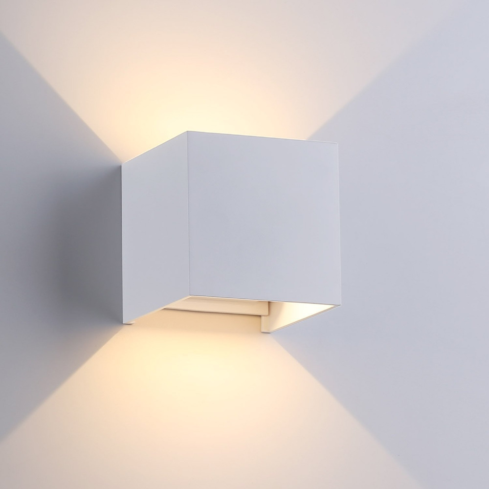 Sconces 12w Led Waterproof Wall Light Up And Down Adjustable Beam Angle Design Lighting Outdoor Indoor Decoration Wall Lamp Designer Wall Sconces Wall Sconcewall Sconce Design Aliexpress