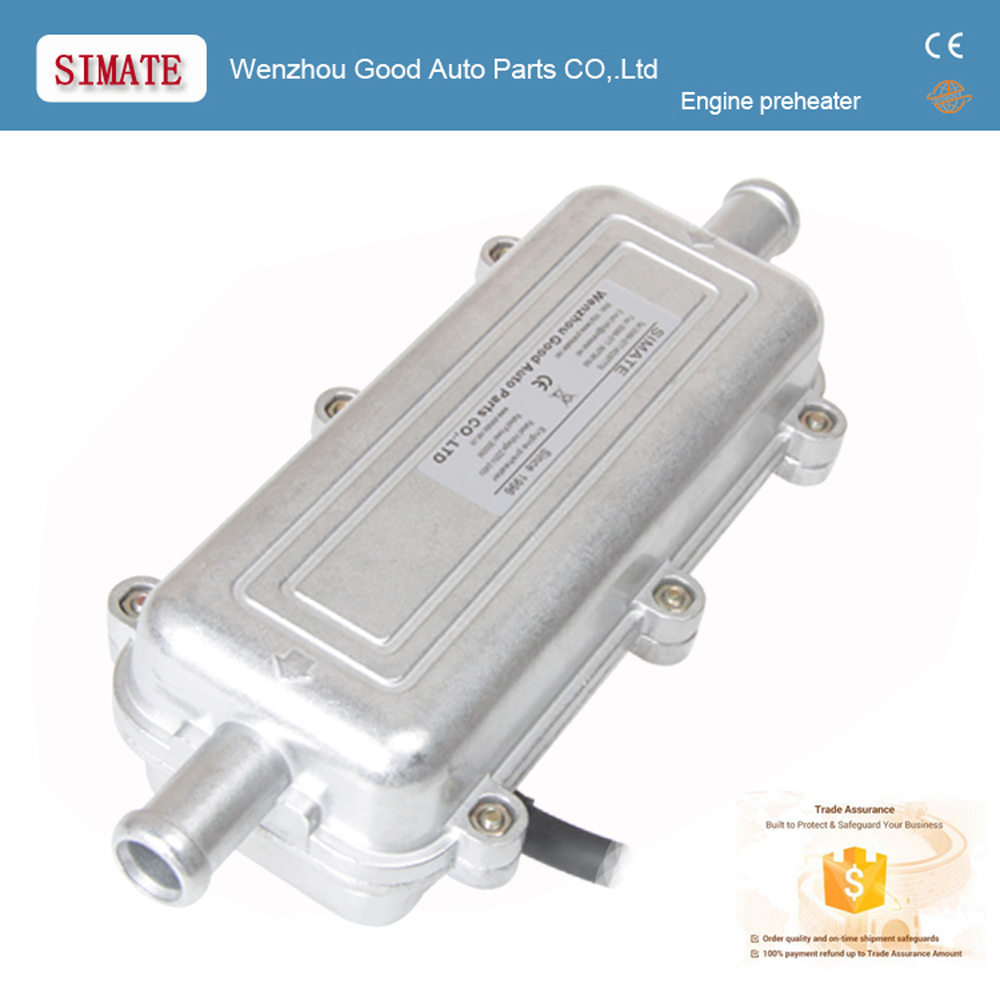 high quality Simate 230V/3000W car heater and 12v car heater fan engine heater for Trucks, tractors, buses use цена и фото