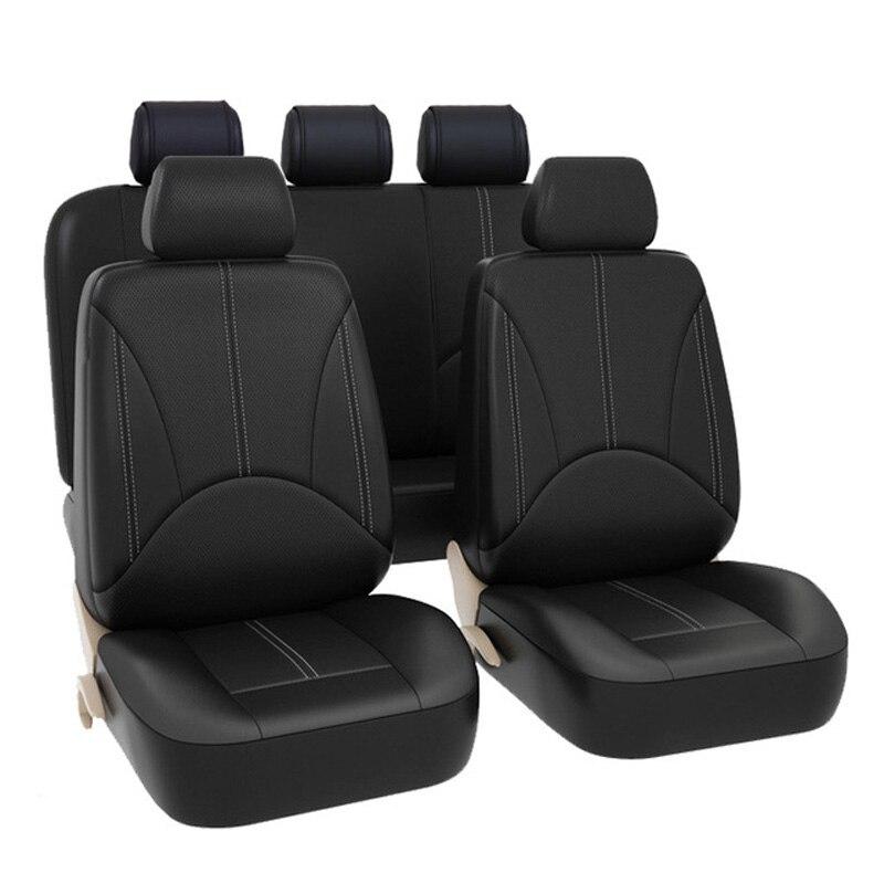 Auto Sitz Abdeckung Deckt Auto Kissen Protector Zubehör Für Toyota Prius 20 30 Highlander Rav4 Tercel Vios Kluger Avalon Tacoma Um 50 Prozent Reduziert